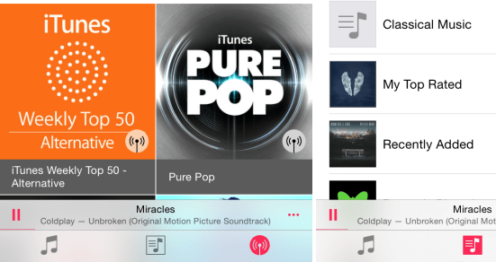 Hands-on: Apple's all-new Music app in iOS 8.4