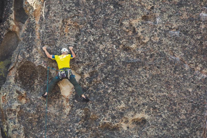 Rock Climbing in Manali Himachal Pradesh