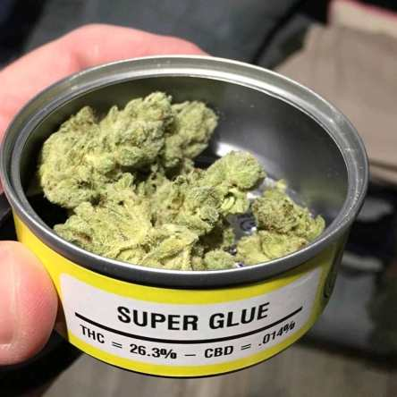 Buy Superglue Space Monkey Online | Best Bud Cans Online |