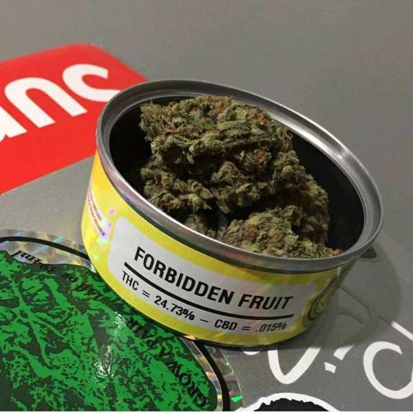 Buy Forbidden Fruit Weed | #1 Best forbidden fruit strain smart Bud Cans(smartbud) Online |