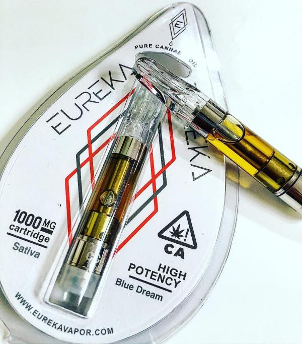 Buy Eureka Vapor Carts | #1 Best eureka carts(eureka cartridges) Online |