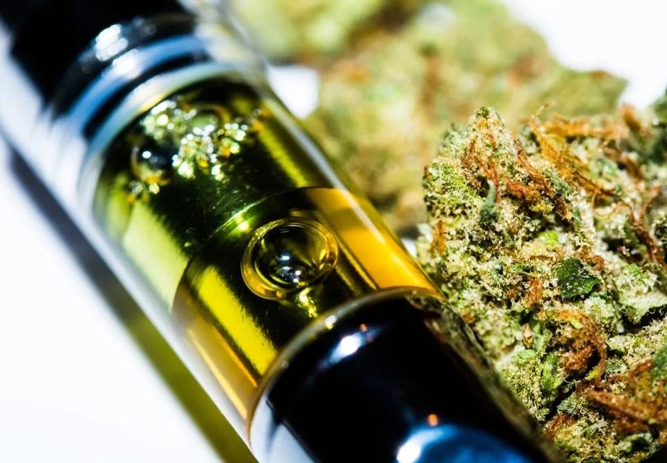 Vaping Weed Gets You Way Way Higher Than Smoking It, THC cartridges
