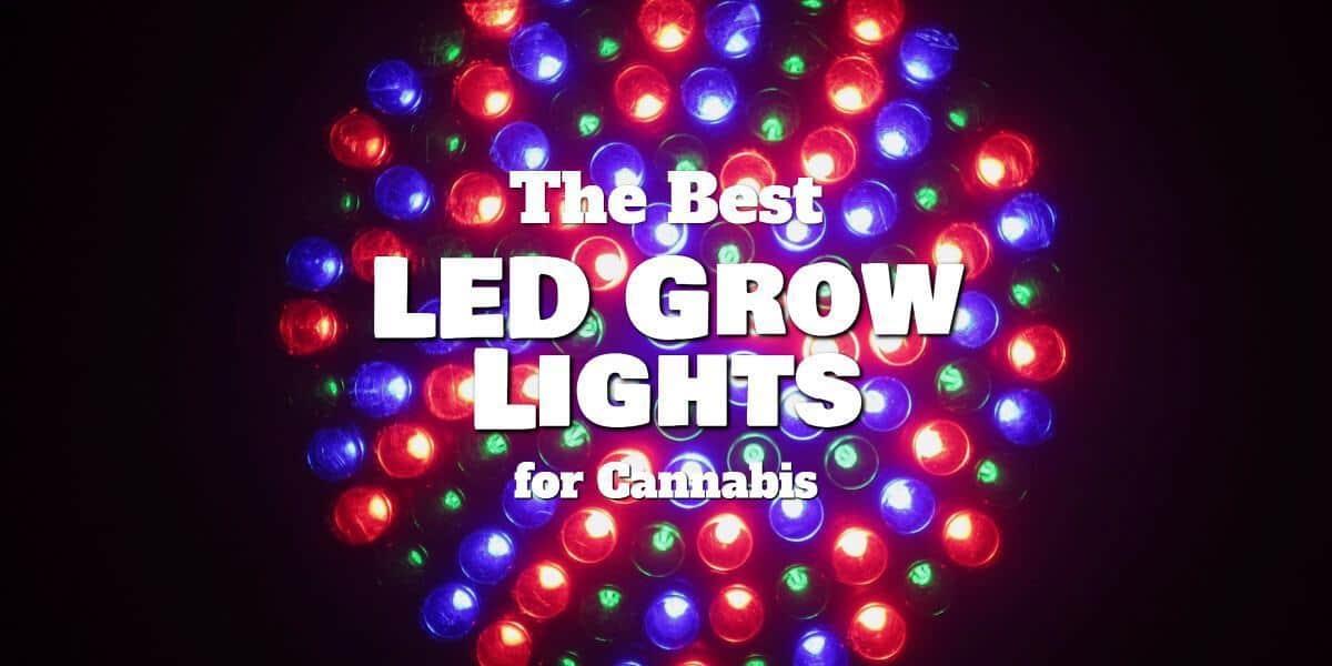 Best Led Grow Lights Cannabis