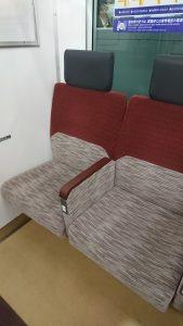 京王ライナー 座席