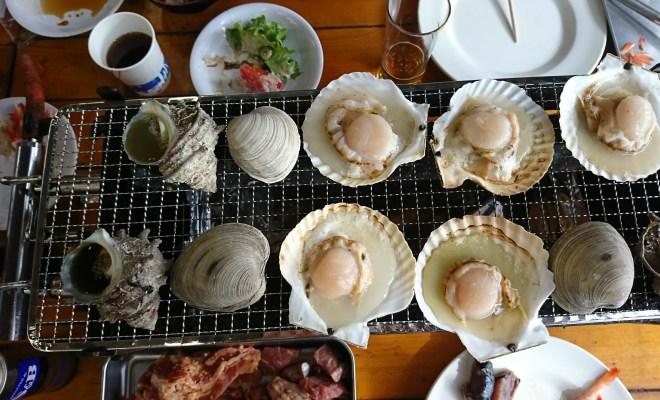 きよっぱち 海鮮食べ放題