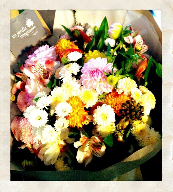 vendredi c'est fleuri