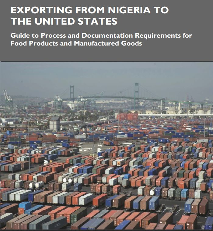 exporting from Nigeria to the Us