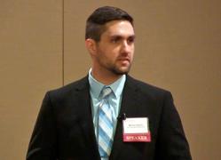 Marcus Gagnon, Trek Wellness Coordinator
