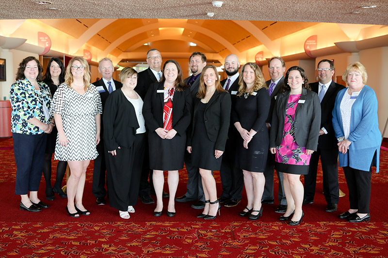 Alliance Staff at The Alliance Annual Seminar