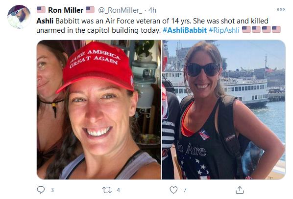 Who Shot Ashli Babbitt?