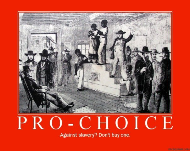 Lincoln, Abortion and Slavery