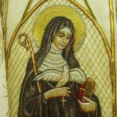 Saint of the Day Quote:  Saint Milburga