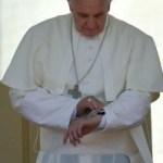 PopeWatch:  Rigid