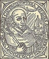 Saint of the Day Quote:  Saint Bernard of Calvo