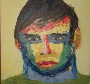 Neri self portrait