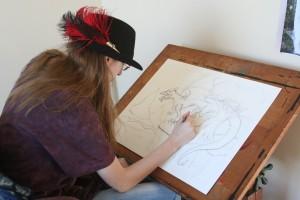 Mandi McKinney:  Meticulous, Friendly, Unusual, and #Autistic