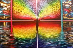 "Stephanie Tihanyi ""Neurodiverse Tree of Life"""