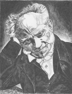 """Bruce Tanquist """"Arthur Schopenhauer"""""""