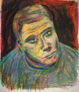 "Bruce Tanquist ""Self-Portrait"""