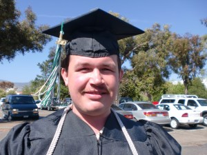 My College Graduation Picture