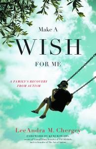 "LeeAndra Chergey, Author ""Make A Wish for Me"""