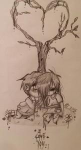 "Megan James, Age 12 ""Love Grows on Trees"""