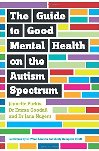 Jeanette Purkis mental health book