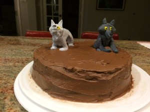 Cake by Justin Canha