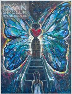 """Ryan Smoluk """"Embracing Change"""""""