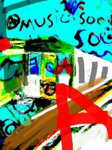 A Train image