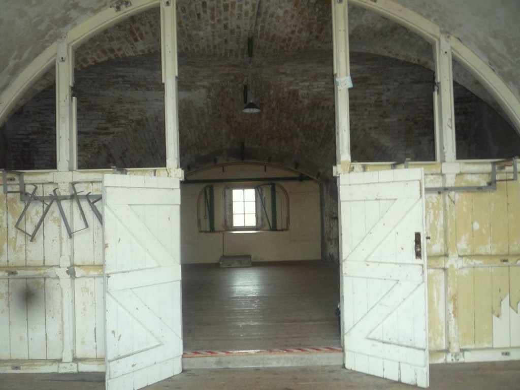 Big Heavy Doors