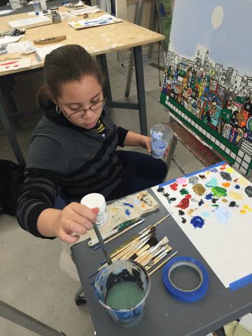Ikea Wilson Painting