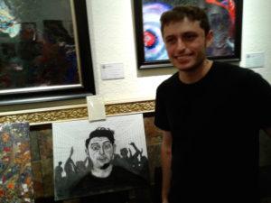 Max and his art