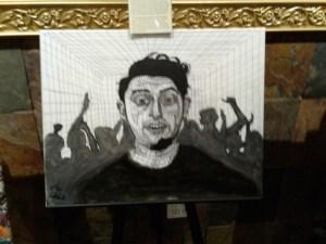 Max LaZebnik art