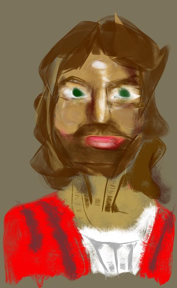 """Sofia Valentina """"Jesus"""""""