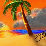"""Jalyn Weston """"Hawaiian Sunrise"""""""
