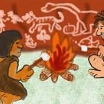 """Joel Anderson """"Caveman Campfire"""""""