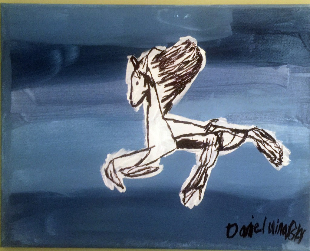 """Daniel Winarsky """"Bred for Strength"""""""