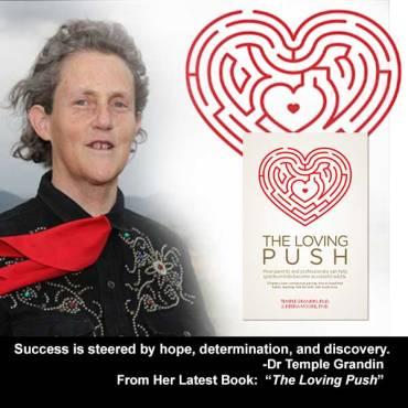 Temple Grandin The Loving Push
