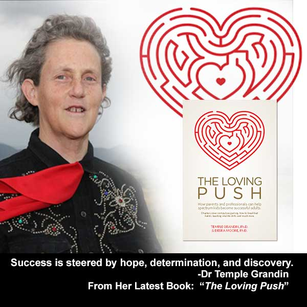 Temple Grandin The Loving Push