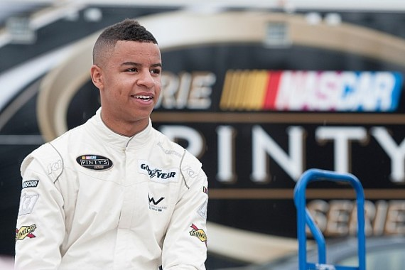 Armani Williams Autism Nascar