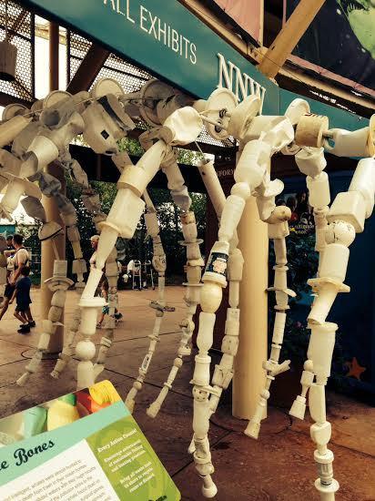 Whalebone Sculpture
