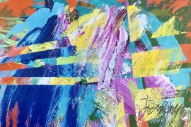 Jeremy Sicile-Kira The Beautiful Colors of Carly Sparkly