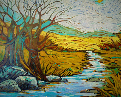 "Kimberly Gerry-Tucker ""River"""