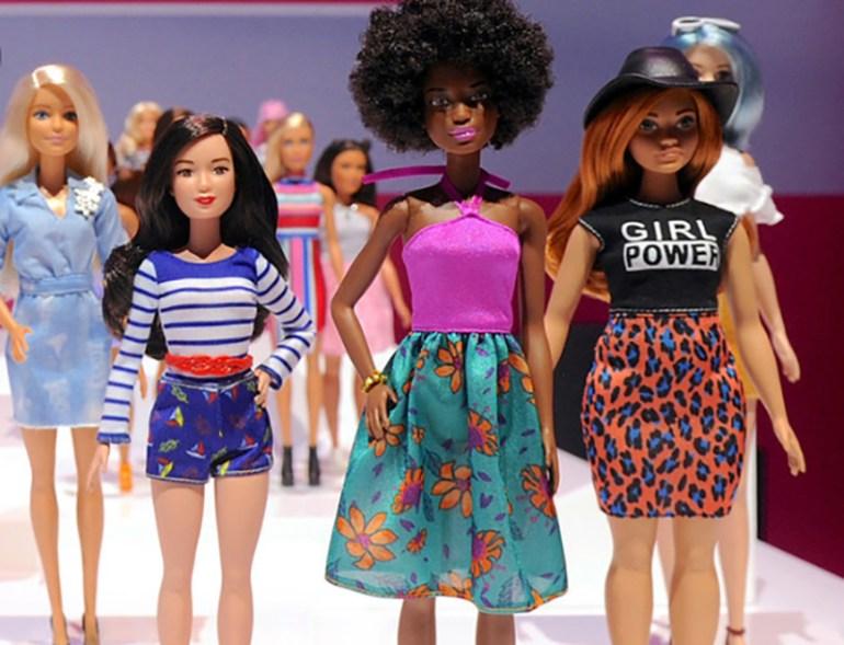 Barbie Girl Power