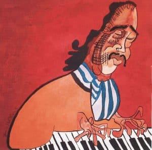 """Jamal Williams """"Duke Ellington"""""""