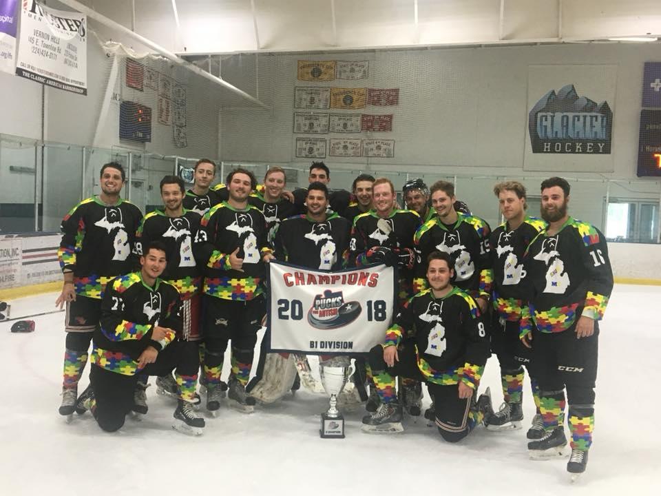 Walker's Hockey Team