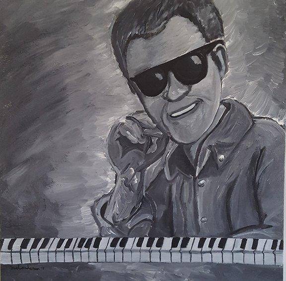 "Joel Anderson ""Derek Paravicini"""