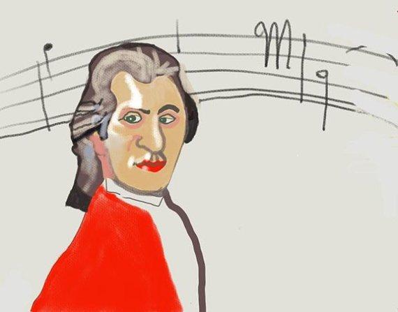 David Idell Mozart