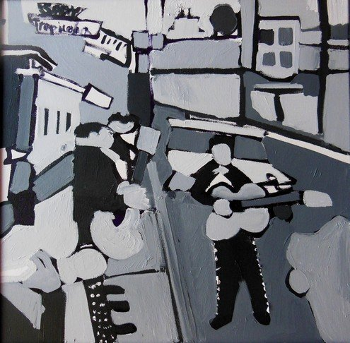 Kevin Hosseini Boyle Heights Mariachis